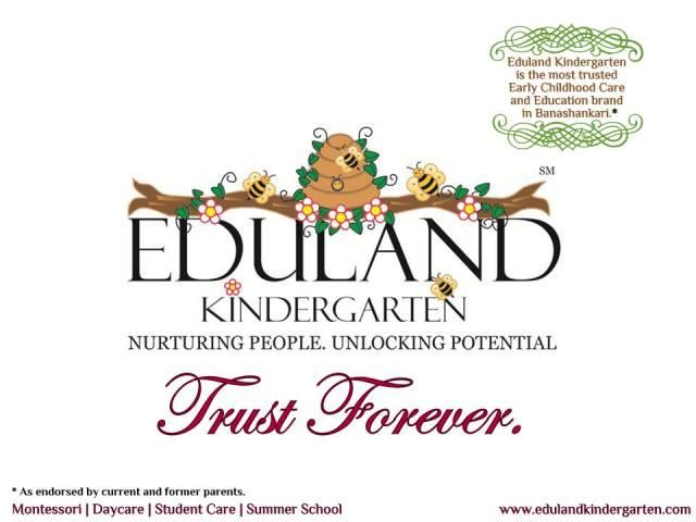 Eduland Kindergarten-Trust Forever
