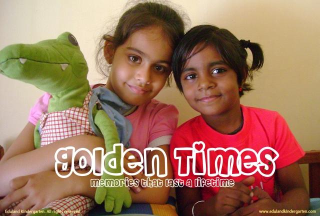 Golden Times at Eduland Kindergarten