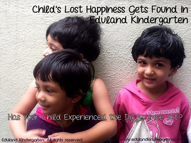 Child's Lost Happiness Gets Found in EK