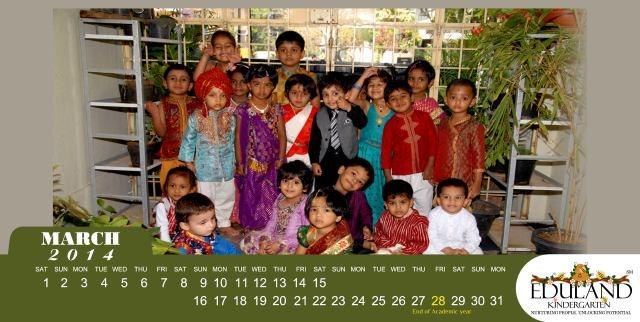 Eduland Calendar Mar14