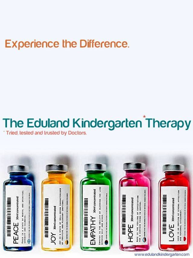 Eduland Kindergarten Therapy