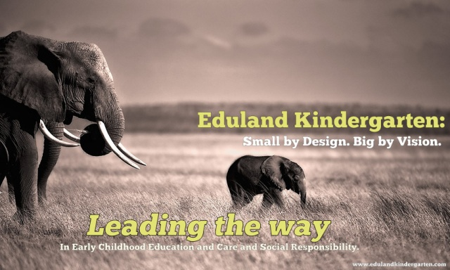 Eduland Kindergarten - Leading the Way