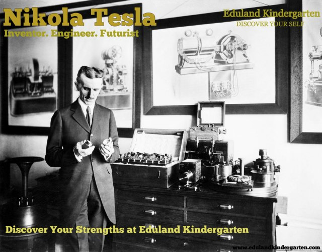 Nikola-Tesla: Discover Your Strengths at Eduland Kindergarten