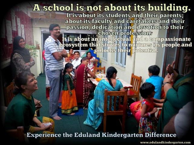 Eduland Kindergarten. Montessori. Childcare.